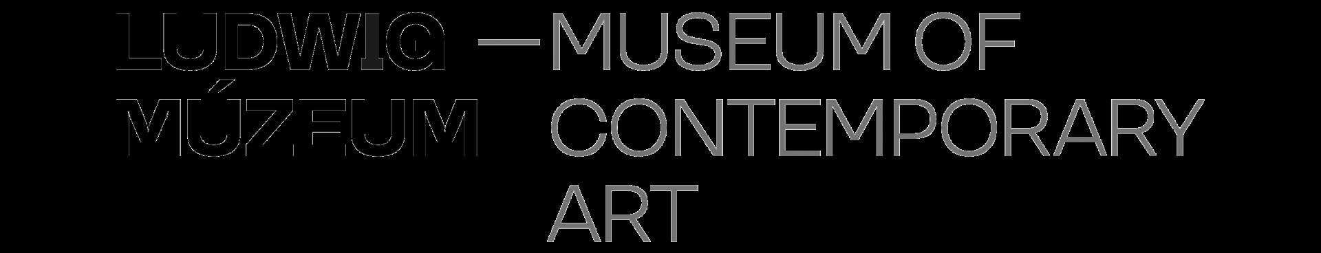 Ludwig Museum – Museum of Contemporary Art logo